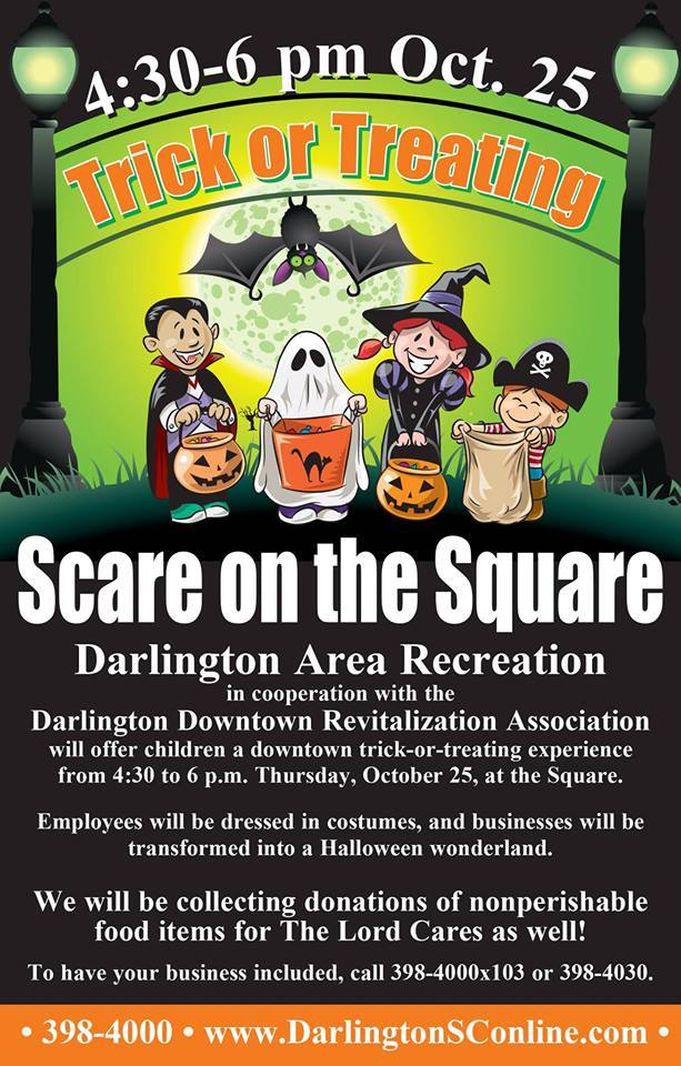 2018 Scare on the Square